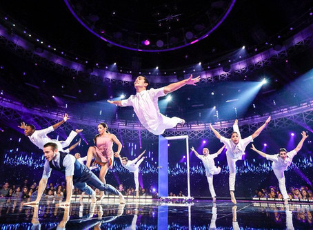 Tessandra Chavez Delivers a Big Emmy Win for 'World of Dance'