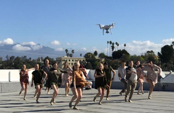 Kristin McQuaid dancers