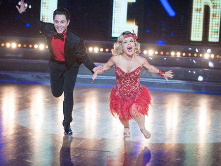 Inside The 'Dancing with The Stars' Studio