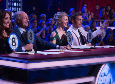Is It Time to Rotate Judges on 'Dancing with the Stars'?