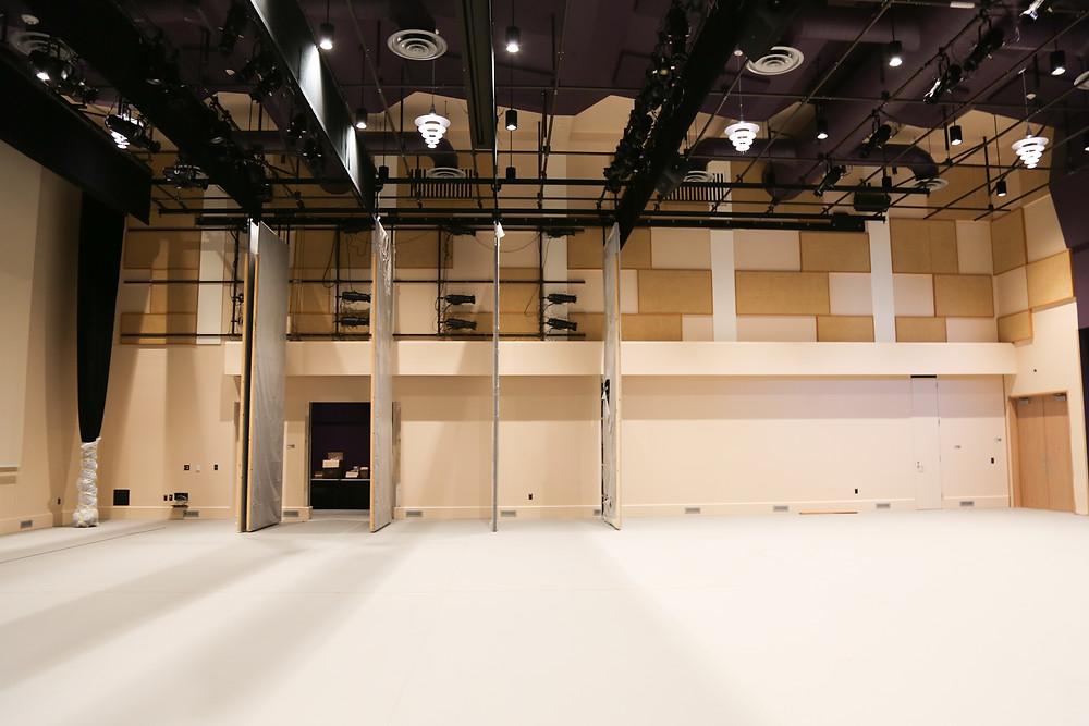 black box studio usc Kaufman