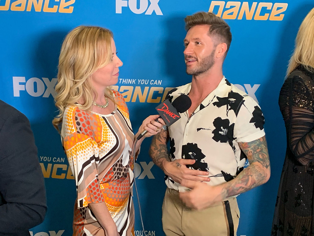 travis wall sytycd interview