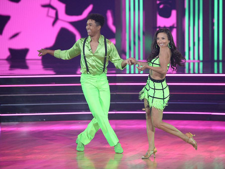 How the Pandemic Forced 'Dancing With the Stars' to Level Up