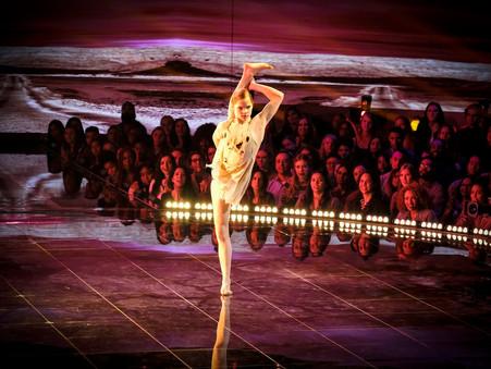 Eva Igo Knows Exactly Why She Returned To 'World Of Dance'
