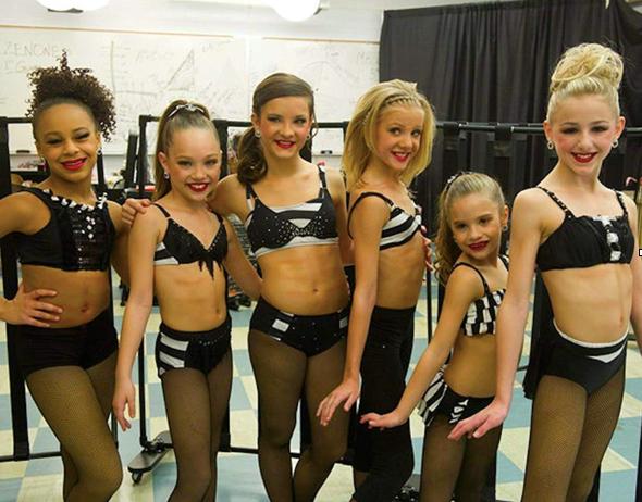Dance Moms cast season 1