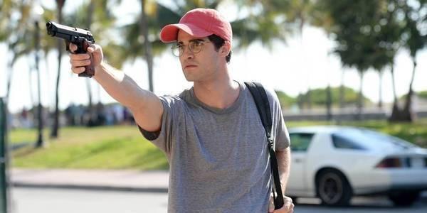 Darren Criss as Andrew Cunanan, Gianni Versace's murderer