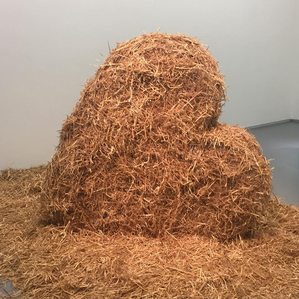 Jim Dine, Straw Heart