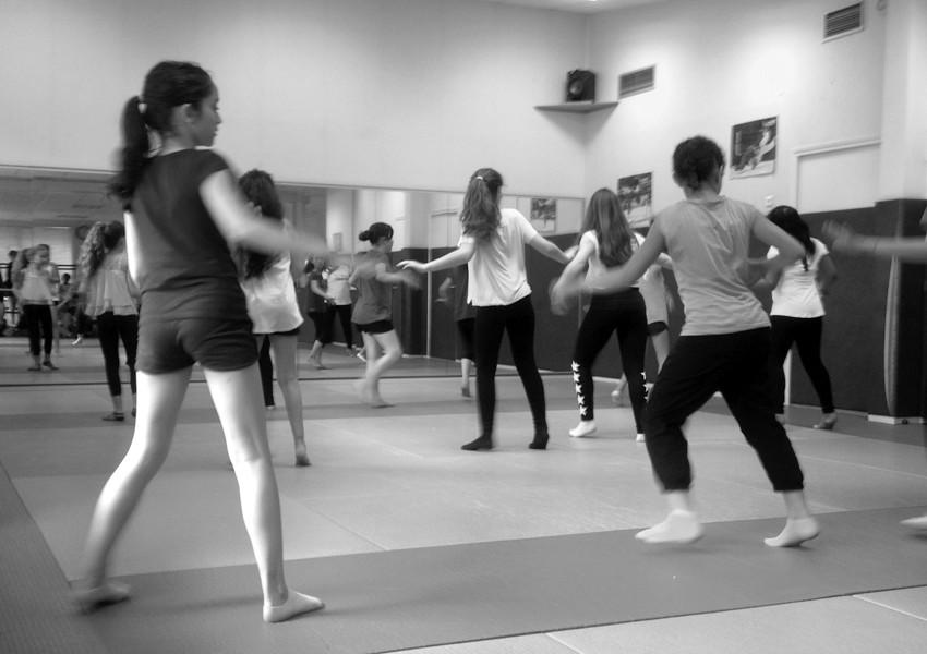 Cours de Zumba Enfants à Sucy en Brie à l'espace sportif du rond d'Or
