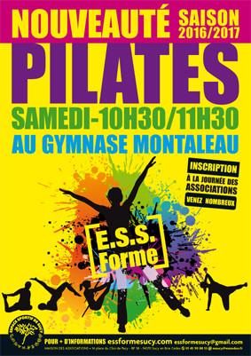 Cours de Pilates le samedi matin