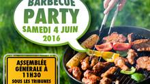 ASSEMBLEE GENERALE le SAMEDI 4 JUIN 2016