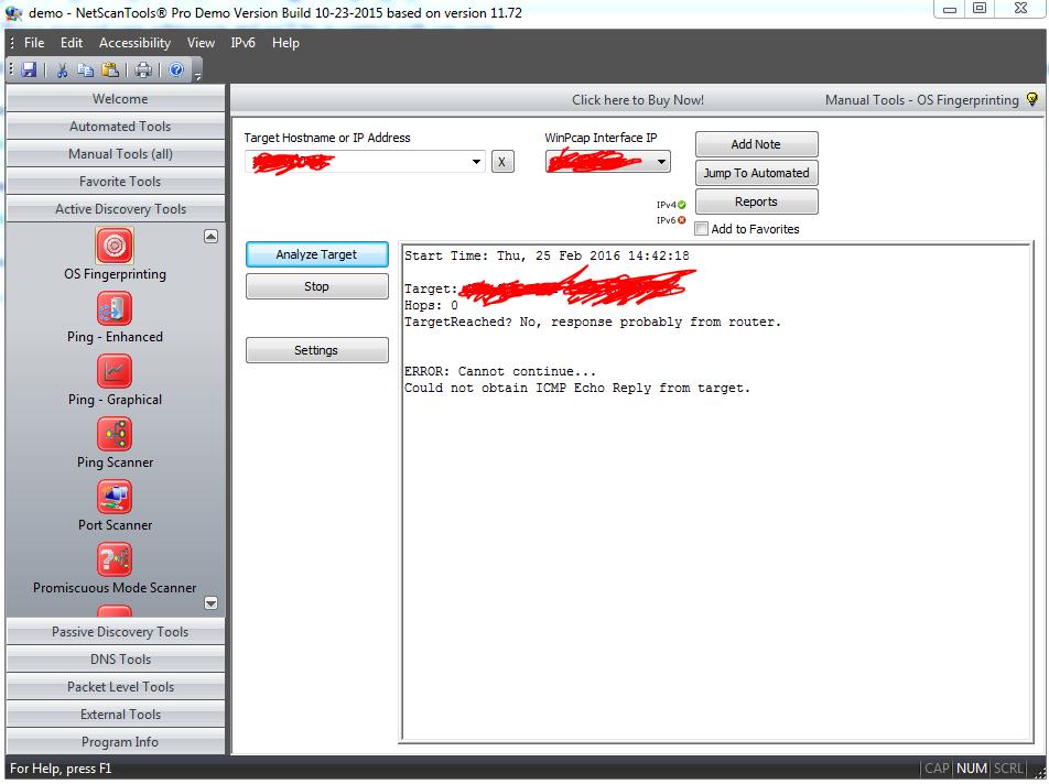 OS Fingerprinting Tools   ashroble