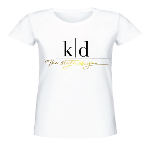 "K'Dione ""The Style Of You"" Tee"