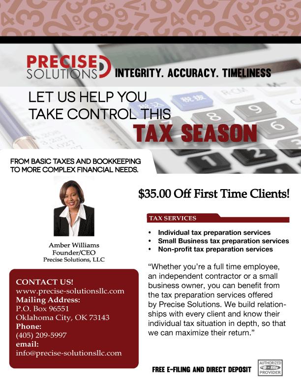 Tax-Flyer