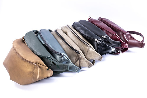 """Nic"" Crossbody Bag mit Volumen"