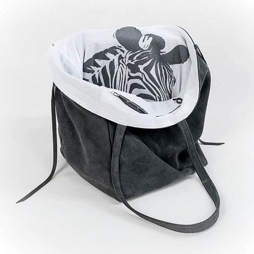 """""""Ledershopper Zebra"""""""