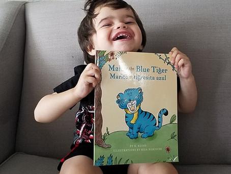 """Malty the Blue Tiger|Marita la tigresita azul"" Review"