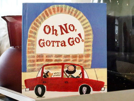 """Oh No Gotta Go!"" Review"