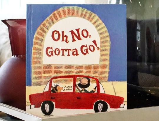 """""""Oh No Gotta Go!"""" Review"""