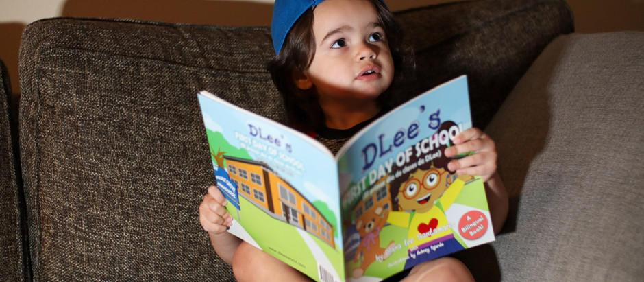 """DLee's First Day of School""
