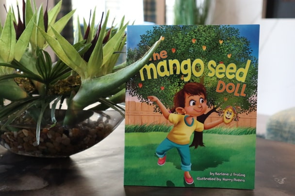 """""""The Mango Seed Doll"""" Review"""