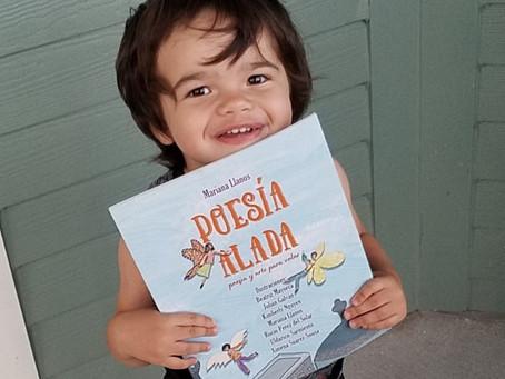 """""""Poesía alada, poesía y arte para volar"""" Review"""