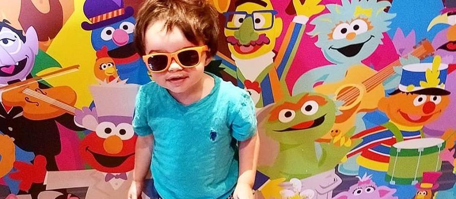 New Sesame Street Park at SeaWorld Orlando!