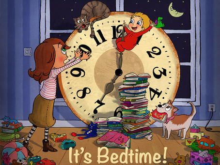 It's Bed Time! A True Story. Review