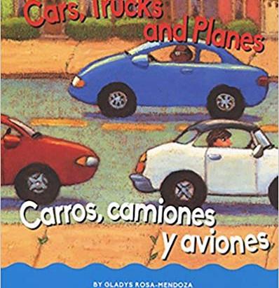 Favorite Bilingual Books for children!
