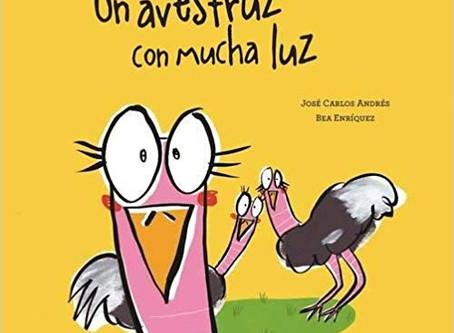 """Un avestruz con mucha luz"" Review"