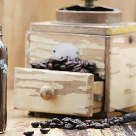 OUR VANILLA CARAMEL CANNABIS COFFEE