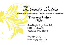 Theresa's Salon