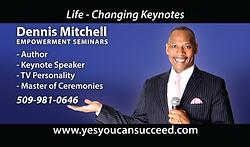 Dennis Mitchell Empowerment Seminars