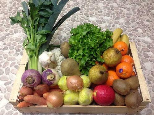 Panier Mixte Fruits et Légumes
