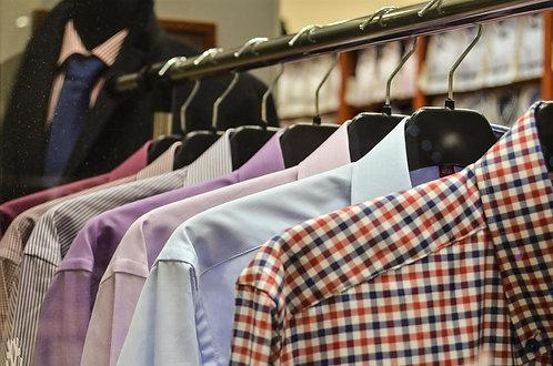 Repassage 5 chemises