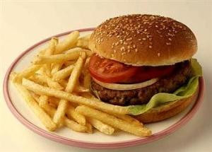 Burgers Don't Sell Themselves