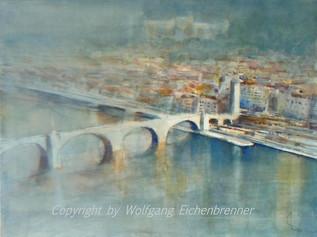 Heidelberg, 2013 45 x 32 cm Aquarell