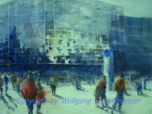 Kunstmuseum Stuttgart, 2012 45 x 32 cm Aquarell