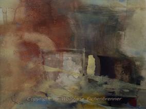 Ohne Titel, 2011 25 x 25 cm Aquarell