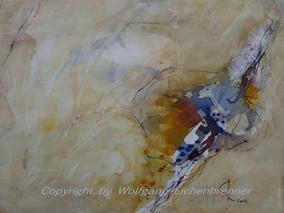 Ohne Titel, 2003 36 x 26 cm Aquarell