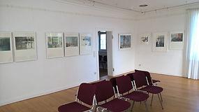 Gedächtnisausstellung Wolfgang Eichenbrenner 2017