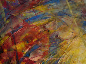 Ohne Titel IV, 2014 45 x 32 cm Aquarell