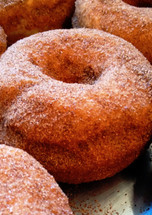 Donut cannelle cassonade