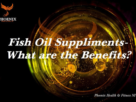 Fish oil supplements - What are the benefits