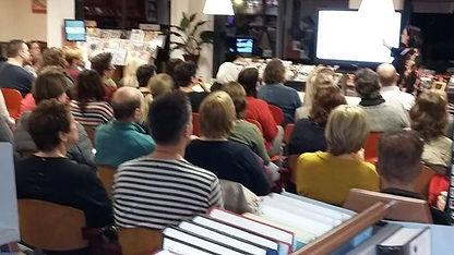 Overweldigend veel bezoekers bij de lezi