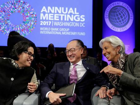 Participating at The World Bank - IMF Programs