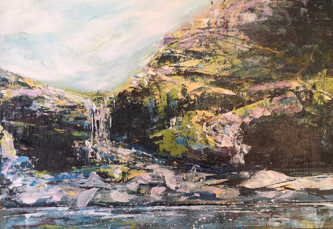 Cliffs of North Cornwall