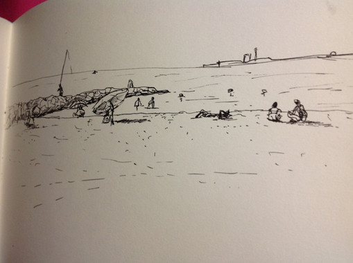 sketchbook Cadiz beach.jpg