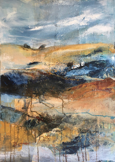 Across The Peninsula From Heamoor to Morvah - Autumn