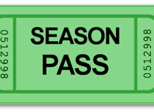 2020/2021 Annual Pass - Adult