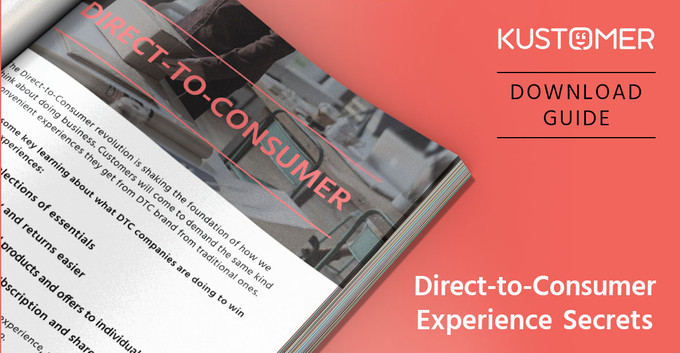 Kustomer - The D2C Ebook-banners1200x628